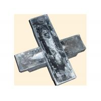 Custom Size High Purity Metals Lead Ingots / Powder Cas No 7439-92-1 And Formula Pb Manufactures