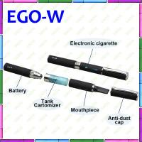 No ignition Ego W Cigarette Wax Vaporizer With 400puff Manufactures