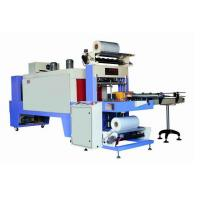 Automated Packaging Equipment Heat Shrink Wrap Machine with PE Film 12 bags/min Manufactures