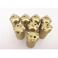 Tungsten Carbide Mining H22 Tapered Button Bits Manufactures