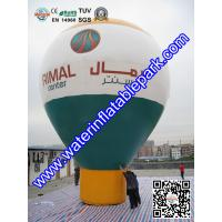 Custom Advertising Inflatable Roof Balloon , Outdoor Inflatable Balloons for Promotion Manufactures
