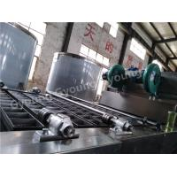 Non Fried Instant Noodles Machinery / Powerful Instant Noodle Processing Line Manufactures