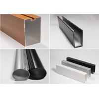 China Powder Coating Metal Baffle Ceiling Tiles Building Materials Easy Installing on sale