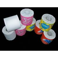 Customized Size / Package 3 Ply Tissues toilet paper of Virgin Wood 13gsm Manufactures
