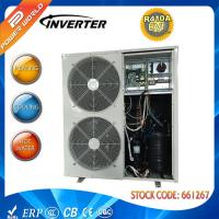 China 10.2 & 16.5 Kw High Cop Heat Pump Heat Source Pump In Floor Heating Or Cooling on sale