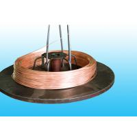 Environmental Copper Coated Bundy Tube , Wall Thickness 0.65mm Manufactures