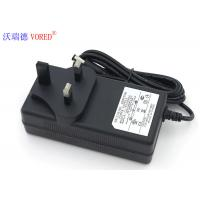 36W Plug In AC DC Power Supply Wall Adapter UK Standard FCC Approval Manufactures