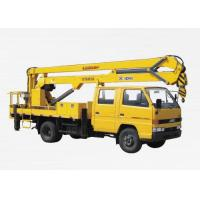 Telescopic Boom Lift Truck Manufactures