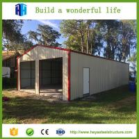 Anti earthquake prefab steel warehouse construction costs philippines Manufactures