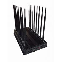 EST-502F16 Professional OEM 16 Bands All Signal Blocker Cell Phone / WIFI / GPS / VHF / UHF / 315 /433/868 Signal Jammer Manufactures