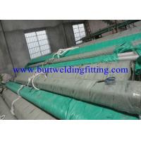 Oil / Gas Exploration Duplex Stainless Steel Pipe ASTM A790 UNS S31803 S31500 S32550 Manufactures