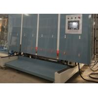 Custom Double Glazing Equipment , Glass Processing Machines 45m/Min Transmission Speed Manufactures