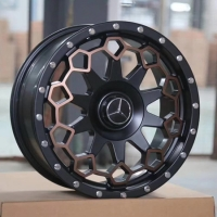 China 20 Inch mercedes amg G63 Forged Monoblock Wheels Pick-up Trucks off road rims on sale
