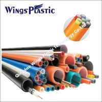 Buy cheap HDPE Sicon Tube Making Machine / HDPE Tube Bundle Production Line from wholesalers