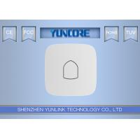 750Mbps 802.11 AC Access Point , Ceiling Mounted Dual Radio Wireless Access Point Manufactures
