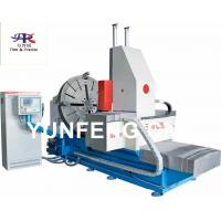 FOUR AXIS CNC MILLING MACHINE FOR CLOSING RING OF SEGMENTED TIRE MOLD FOR SALE IN CHINA WITH GOOD QUALITY Manufactures