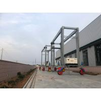China Light duty electric Single girder overhead crane travelling with 10 T load capacity 12 m span on sale