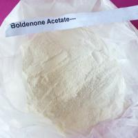 CAS 2363-59-9 Raw Steroid Powders Boldenone Acetate Mass / Strength Gain Purity 98% Manufactures