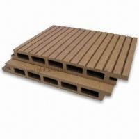 WPC Decking Tile with High Degree of UV, Weather-resisstantSuitable for Outdoor Floor Manufactures