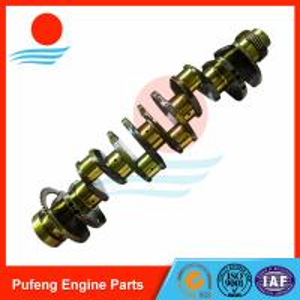 Cummins crankshaft ISC8.3 QSC8.3 3965008 3965010 3965006 used for Dongfeng Foton