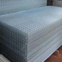 50*50mm Hot Dipped Galvanized Welded Wire Mesh Sheet Durable for Cages Manufactures