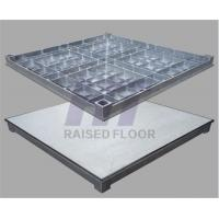 China Durable Pure Aluminum Raised Access Floor High Dimensional Accuracy on sale