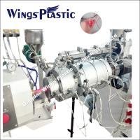 Chinese 16-63mm PPR PP PE Pipe Extrusion Line Manufactures