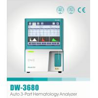 3 Part 3 Diff Clinical Use Auto DW-3680 CBC Hematology Analyzer Manufactures