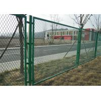 Pvc coated reinforced concrete 2*2 welded wire mesh fence for bird rabbit dog Manufactures