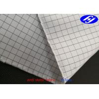 """57/58"""" 100 Denier Dustproof Anti Static Polyester Fabric Manufactures"""