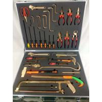 Buy cheap 36 Piece Non Magnetic EOD Tool Kit Explosion Proof Beryllium Bronze Material from wholesalers