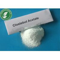 99% Steroid Powder Clostebol Acetate Turinabol For Muscle Mass CAS 855-19-6 Manufactures