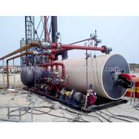 0.5MW-25MW Thermal Oil Boiler , Thermal Flooding Boilers For Paper Factory Manufactures