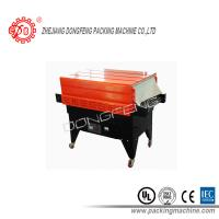 Model no BS-4535 Shrink Tunnel  packaging machine, Steel of material,Orange with Black color Tunnel  size 450x(50-350)mm Manufactures