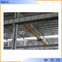 Cheap Extra Heavy Duty Single Girder Overhead Cranes for Steel Mills for sale