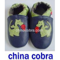 Soft Sole Baby Leather Shoes
