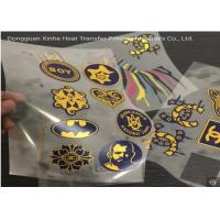 High Quality Printable Heat Transfer PET Films For T-shirts,Sportsshirts,Textiles And Garments By Heat Press Machines Manufactures