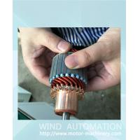 Starter armature commutator spot welding with AC power supply hot stacking welder brazing Manufactures