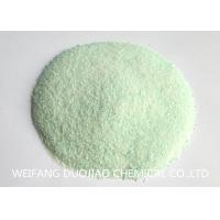 China Green Blue Crystal Sewage Treatment Chemicals Industrial Grade Ferrous Sulphate on sale