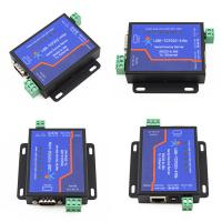 Serial to Ethernet RS232 RS485 Ethernet Converter,Serial Ethernet to Modbus Converter Manufactures