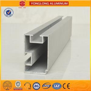 High Strength Aluminum Heatsink Extrusion Profiles Good Thermal Insulation Manufactures