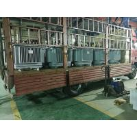 S9 35(38.5)KV 500 Kva 3 Phase Transformer Compact Structure For Hospitals