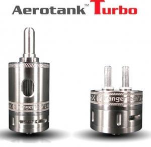 kanger original aerotank Turbo double dual coil glassomizer big capacity Turbo aerotank Manufactures
