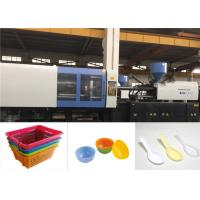 100T Thermoplastic Shoe Sole Injection Molding Machine All Computer Control Manufactures