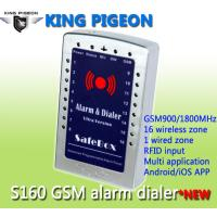 GSM SMS house Alarm System and gsm alarm dialer- ultra version S160 Manufactures