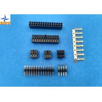2mm Pitch Lvds Display Connector Double Row Wire Housing With Bump for Pin Header Manufactures