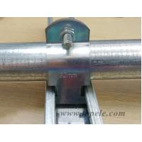 20mm 25mm 32mm Electronic BS4568 Conduit Strut Clamp Thickness 1.5m 2.0mm Manufactures