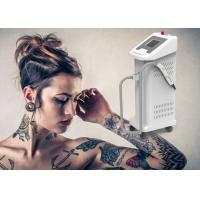 Buy cheap Top quality q switch nd yag laser 1064nm 532nm laser machine for tatoo removal from wholesalers