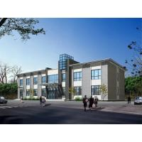 China High Rise Prefabricated Steel Structure Frame Building on sale