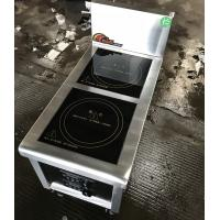 Induction Hob 2.4Kw Commcercial Induction Cooker 2 Zone Commercial Induction Stove Manufactures